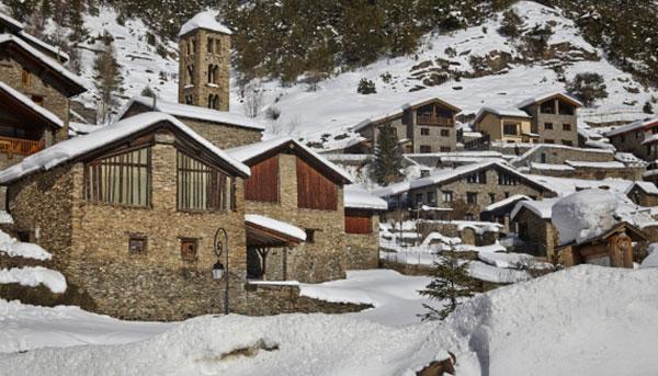 Station de ski Andorre
