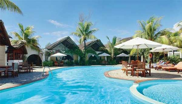 Hôtel Veranda Palmar Beach piscine