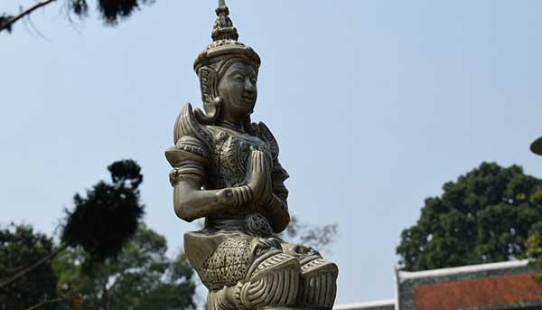 Bouddha Thaïlande